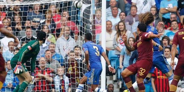 Chelsea Vs Manchester City 2012: Hasil Dan Video Chelsea Vs Manchester City 2-3 Friendly