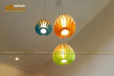 Thế Giới Đèn Gỗ - 8 mẫu đèn trang trí gỗ cho phòng ăn đẹp lung linh 13