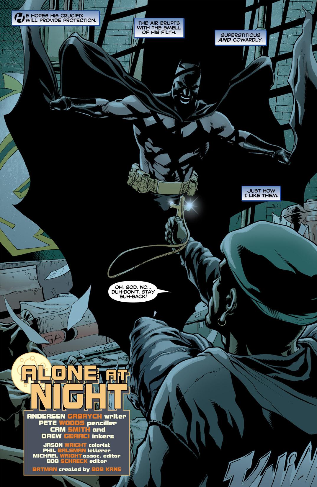 Detective Comics (1937) 800 Page 3