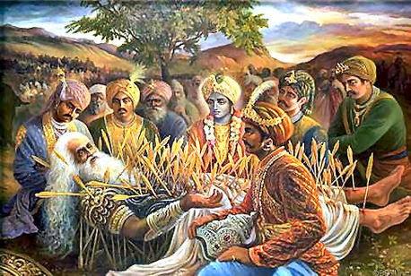 Gugurnya Bhisma (Versi Jawa)