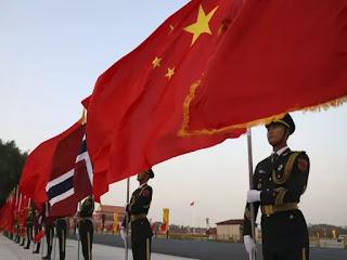 Sri Lankan political crisis its internal affairs: China