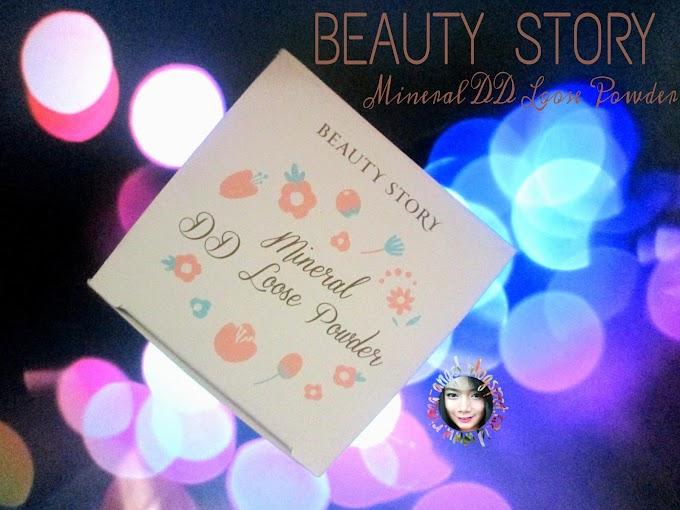 Review Beauty Story Mineral DD Loose Powder Medium