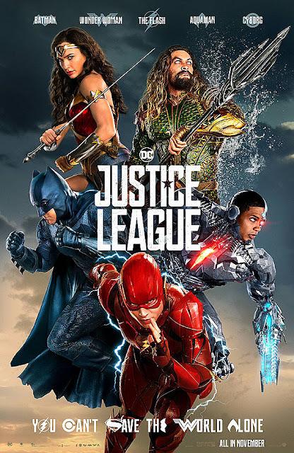Sinopsis Film Justice League (2017)