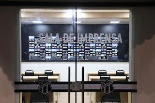 Ceará informa que nova Sala de Imprensa levará nome de Sérgio Pinheiro