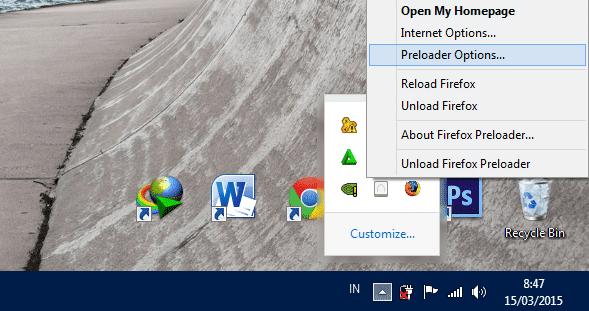 Cara Mempercepat Loading Saat Membuka Firefox
