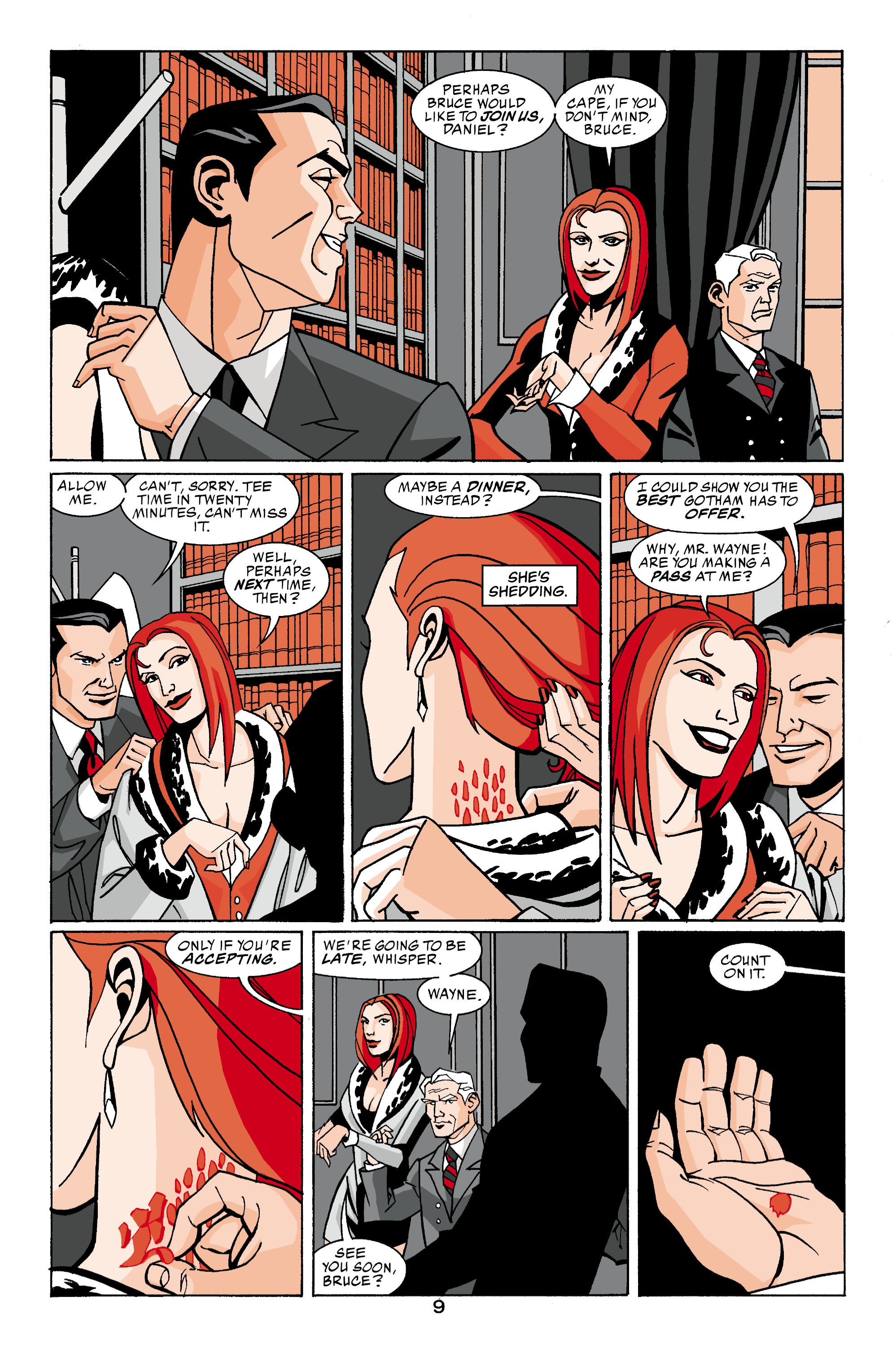 Detective Comics (1937) 745 Page 8