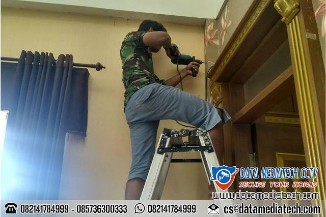 Pemasangan Kamera CCTV Indoor