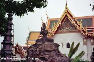 bangkok thailand Wat po