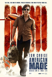 American Made 2017 Movie (English) Web-DL 480p [350MB]