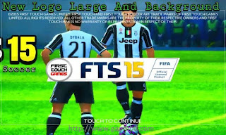 FTS 15 Mod RMD Patch v1 by Rizki Dybala Android