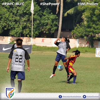 Indian Women's League 2016 Results: 19th-20th October 2016