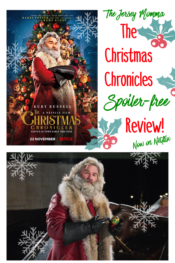 The Christmas Chronicles Poster.The Christmas Chronicles Starring Kurt Russell On Netflix