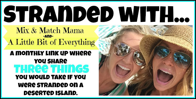 Stranded – Famous People Edition