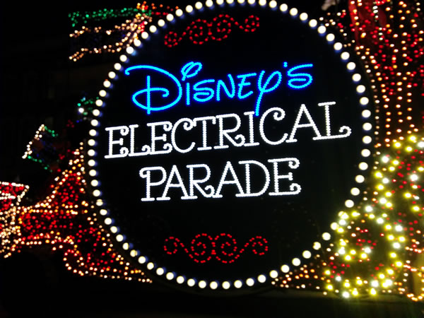Disney Electrical Parade