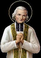 Resultado de imagen para San Juan María Vianney (Santo Cura de Ars) y el rosario