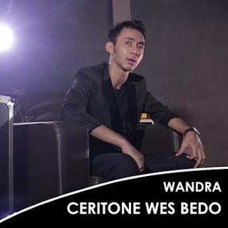 Lirik Lagu Ceritone Wis Bedo - Wandra