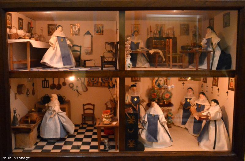 museo romantico, museo del romanticismo, sala de baile, mobiliario, isabelino, fernandino, sala Larra, sala de niños, sala de juegos