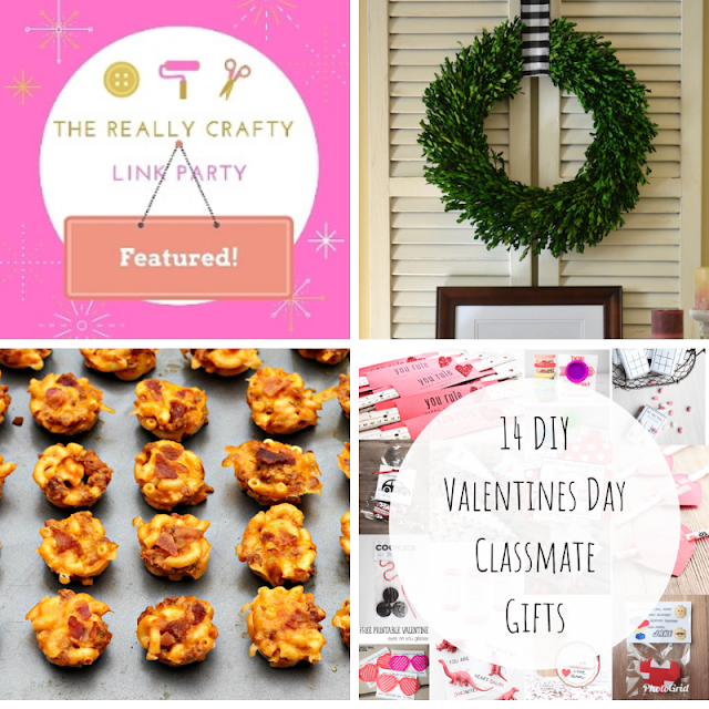 The Really Crafty Link Party #154 featured posts