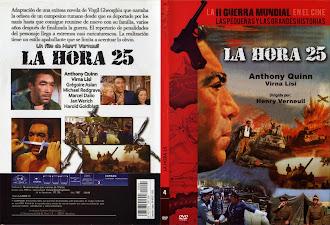 Carátula de La hora 25 (1967) (La vingt-cinquième heure)