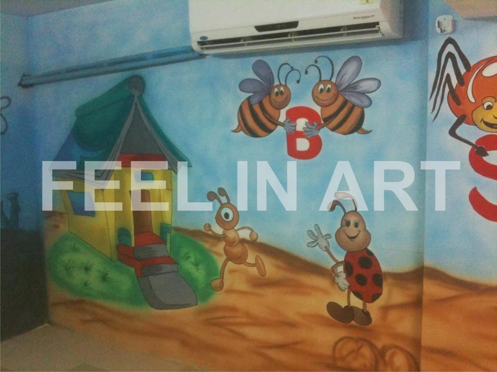 Wall Painting Mumbai