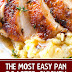 The Most Easy Pan Roasted Chicken Breasts with Thyme