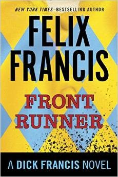 Bea's Book Nook, review, Front Runner, Felix Francis, mystery