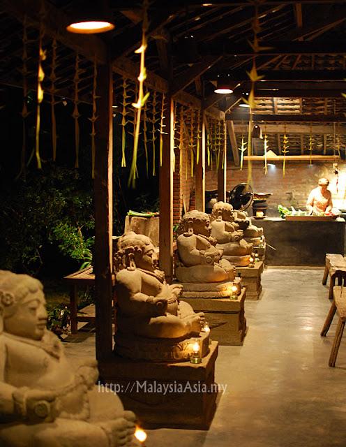 Restaurant Tugu Hotel Canggu