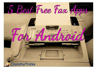 Best Free Fax Apps For Android