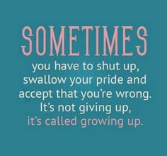 Image result for time to grow up