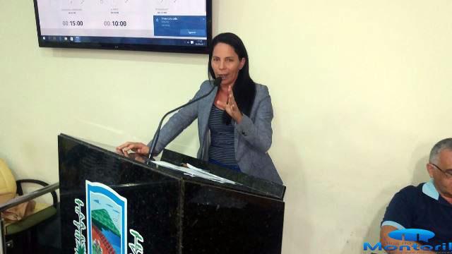 João Câmara: Vereadora Irani solicita ao prefeito Mauricio requerimentos em favor do povo.