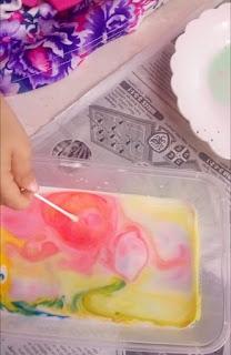 belajar warna