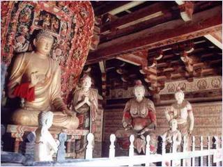 วัดซวงหลินซื่อ (Shuanglin Temple)