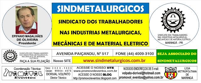 Resultado de imagem para METALURGICOS DE MARINGÁ logos