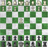 perbedaan pembukaan catur d4 dan e4