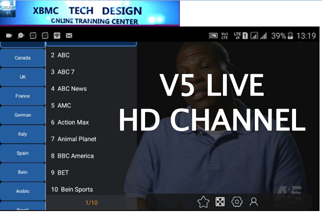 Download V5 Live IPTV APK- FREE (Live) Channel Stream Update(Pro) IPTV Apk For Android Streaming World Live Tv ,TV Shows,Sports,Movie on Android Quick V5 LIVE TV-PRO Beta IPTV APK- FREE (Live) Channel Stream Update(Pro)IPTV Android Apk Watch World Premium Cable Live Channel or TV Shows on Android