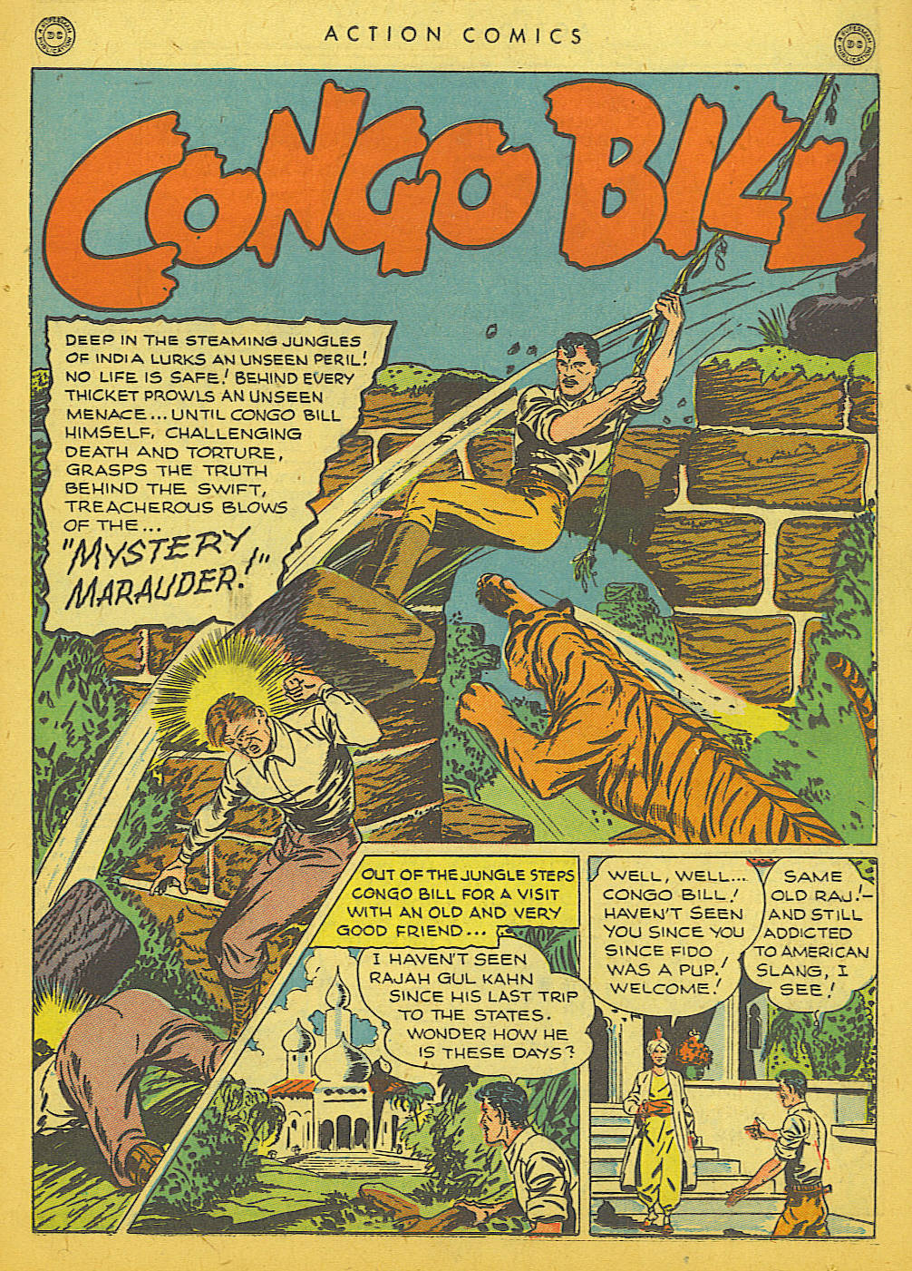 Read online Action Comics (1938) comic -  Issue #86 - 15