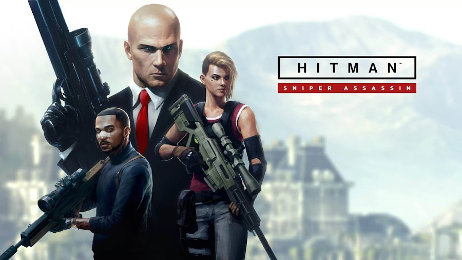 Hitman 2 sniper assassin multiplayer mode