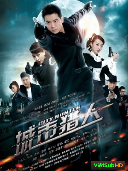 City Hunter 2015-Qi Huan Mao Xian Wang