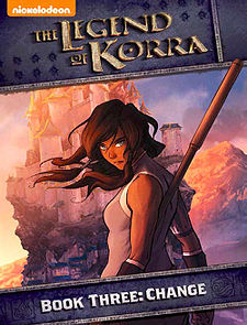 Avatar The Legend of Korra Book 3 Episode 01-13 [END] Sub Indo