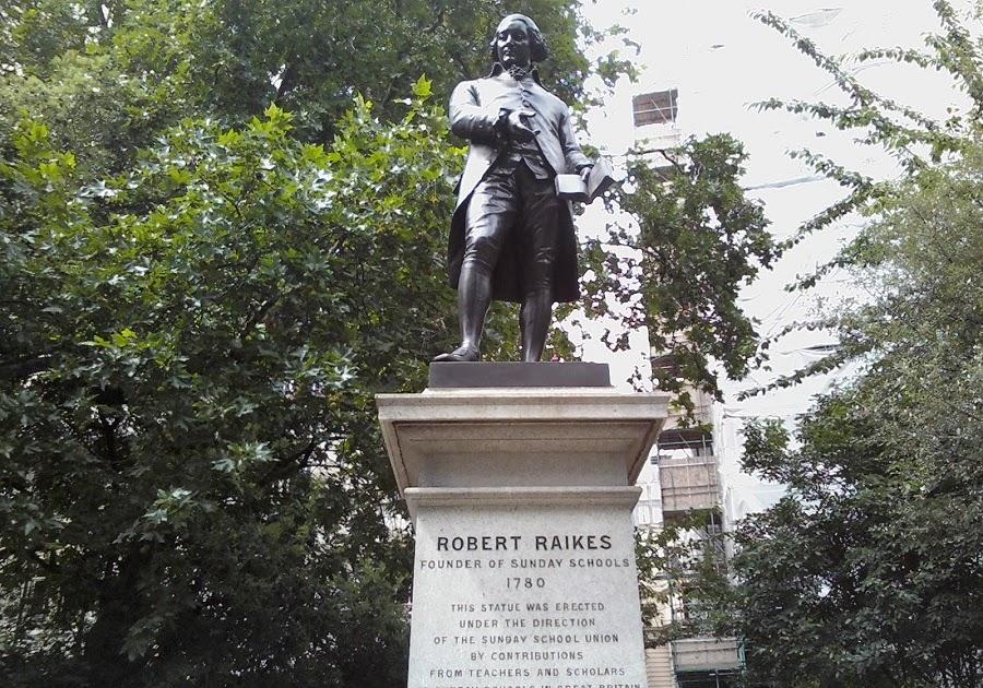 Estátua de Robert Raikes
