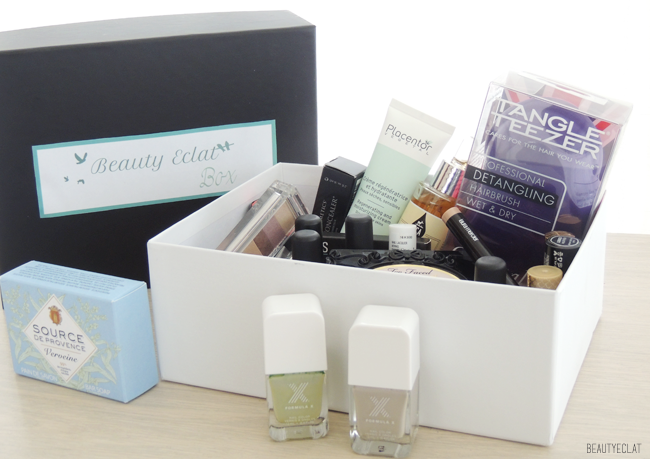 beauty eclat box concours