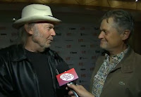 Neil Young und Jonathan Demme