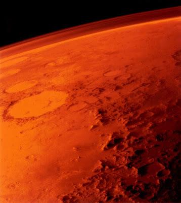 Planet merah mars