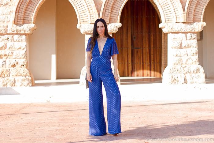 Ideas de blogger influencer para vestir en fiesta boda bautizo celebraciones dia del pilar look con estilo chic elegante moda