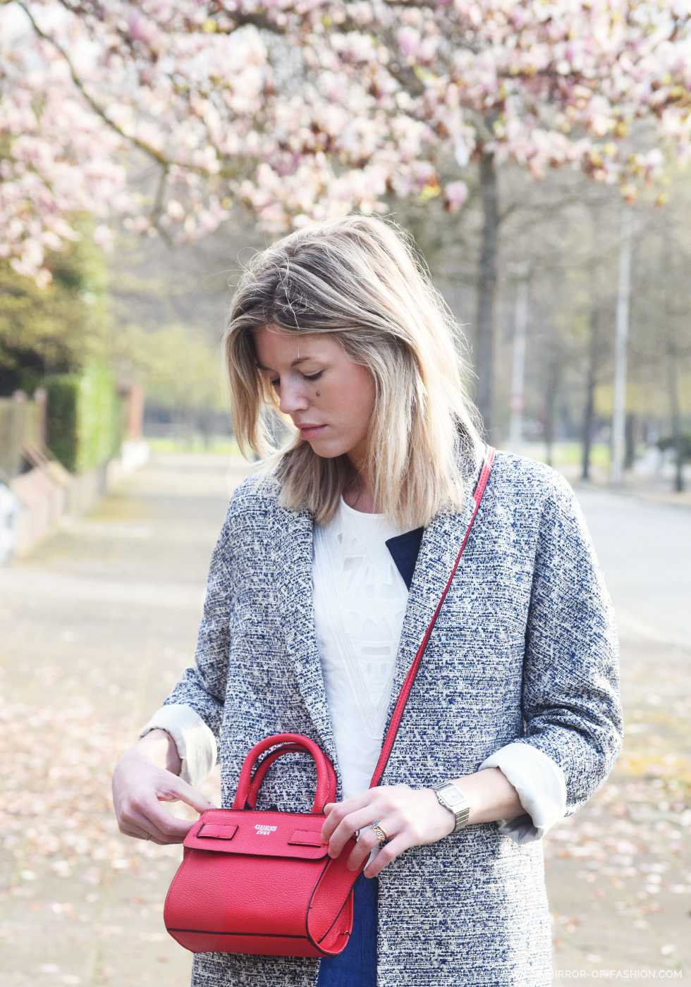 Outfit of the day, Gigue, Guess, March23, Essentiel, ootd, style, fashion