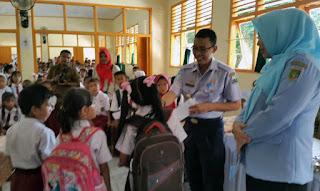 Tingkat Kecerdasan dan Kesehatan Anak, Dinas Perikanan Gelar Gemarikan Lewat PMTAS