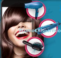 Logo Gioca o vota gratis Style Gama e vinci Phone, Piastra e spazzola per capelli