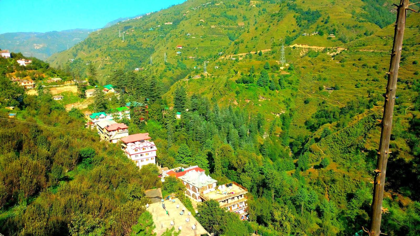 Shimla Journey Shimla Nature Pictures Wallpaper Full Hd