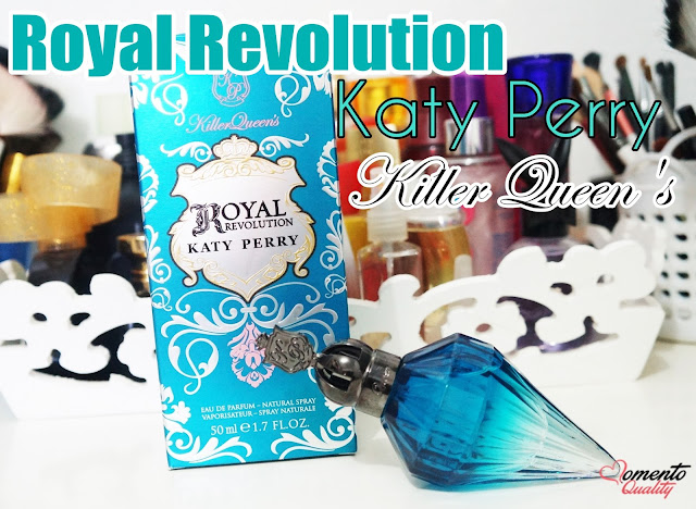 Royal Revolution Killer Queen's Katy Perry