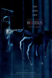Insidious The Last Key First Look Poster